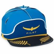 Aeroplane Trucker Hat Blue/YellowCount