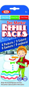 Ideal Sno Marker Classic Colours Refill Pack