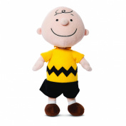 Official Peanuts Snoopy Charlie Brown Super Soft Toy 25cm