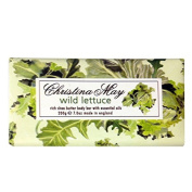 Wild Lettuce Bar Soap 200g soap by Christina May