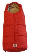 Fareskind Comfy Cruiser Bunting Bag, Red, 0-4 Years