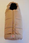 Fareskind Comfy Cruiser Bunting Bag, Beige, 0-4 Years