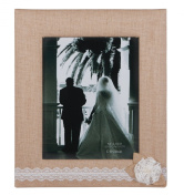 C.R. Gibson Tabletop Photo Frame, 20cm by 25cm , Moments
