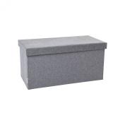 JJ Cole Storage Bench, Slate