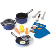 Learning Resources Pretend & Play Pro Chef Set, Model