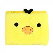 MyKazoe Kids Plush 2-in-1 Pillow Blanket