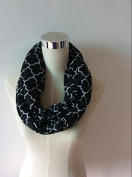 Two-Sided Infinity Nursing Scarf & Cover for Breastfeeding Babies & Mothers. Softest, Most Stylish Way to Nurse Your Baby in Total Privacy. Premium Quality Nursing Cover Fits Plus-Sized Moms,Too