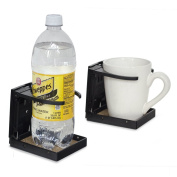 LARGE SIZE Folding Walker/Wheelchair/Rollator Cup Drink Holder