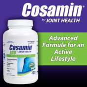 Cosamin ASU Joint Health Active Lifestyle Glucosamine HCl Chondroitin Sulphate AKBA 230 capsules (2...
