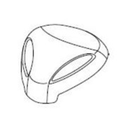 Philips Norelco Protective Cap for AT and PT Models