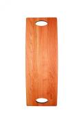 J.K. Adams Grafton Serving Board, 70cm x 25cm x 2.5cm , Cherry