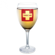 KOVOT Funny Wine Glass