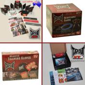 TapouT XT1 Program + TapouT XT2 Program + XT Gloves + XT Pack of 3 Bands + MORE