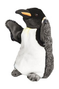 National Geographics Penguin Stuffed Animals Hand Puppet