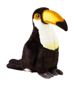 National Geographics Tucan Stuffed Animals Hand Puppet