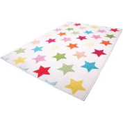 nattiot-tapis Child Holly Stars Multi (120 x 170 cm multicoloured