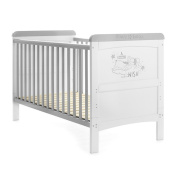 OBaby Winnie the Pooh Dreams & Wishes Cot Bed