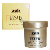 Zab Pure & Natural Hair Clinic LPP Clinic Hair Pack 150g Treatment Salon Hair Care