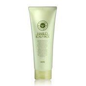 [Hasuo] Scalp Pack 230ml Excellent Scalp Soothing/dandruff Prevention Sebum Prevention/maintains Clean Scalp