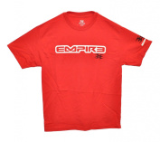 Empire Paintball Lifestyle FT T-Shirt - Sunday Clube Red