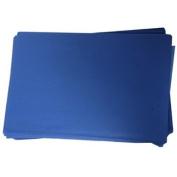 JAM Paper Tissue Paper - Presidential Blue - Ream of 480 sheets
