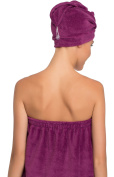 Merry Style Womens Wellness Turban 13007