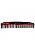 Vega Handmade Pocket Comb. All fine toothed men`s Comb.