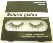 Invogue Natural Lashes Glamorous Strip Lashes-Style 05 by Invogue