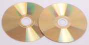 10 CD-R 700 MB Hispace MPO 24ct. gold for Long Term Storage
