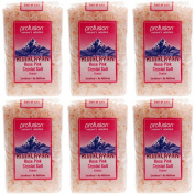 (6 PACK) - Profusion - Himalayan Pink Salt Coarse | 500g | 6 PACK BUNDLE