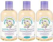 (3 PACK) - Earth Friendly Baby - Soothing Chamomile Shampoo | 250ml | 3 PACK BUNDLE
