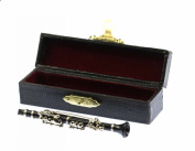Clarinet Pin Brooch Clarinet Mini Pin Badge Brooch + Box
