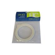 Clip Top Jar Seals 2 pack