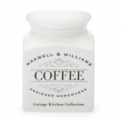 Maxwell & Williams Coffee Canister 0.5 Litre