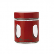 Maxwell & Williams Cosmopolitan Canister 325ML Red