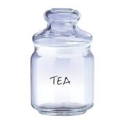 Ocean Glass Pop Tea Jar 500ml