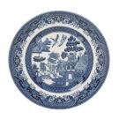 Churchill Blue Willow Side Plate 17cm