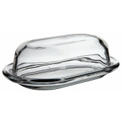 Pasabache Covered Glass Cheese Dish 20cm
