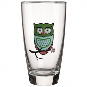 Hi Ball Owl Tumbler Mint 465ml