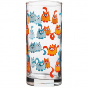 Ocean Tumbler Cats 375ml