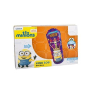 MINIONS MOVIE INFLATABLE PUNCH BOP BAG INDOOR OUTDOOR TOY WOBBLE DESPICABLE ME