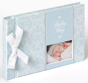 Walther Daydreamer Boy FA-159-L Baby Album Blue 23.5 x 16 cm, 40 White Pages