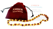 Baltic Amber Necklace Length - 32 - 33