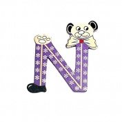 "Legler ""N"" Bear's Head Letter Children's Furniture"