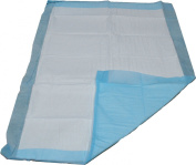 Readi Disposable Incontinence Bed Pads 60 x 90cm 1400ml Absorbency - Pack of 50 with Care Supermarket Pen
