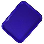 Zodiac 31 x 41 cm Fast Food Tray, Blue