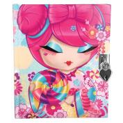 Kimmidoll Love Miso Cute Lock Up Journal