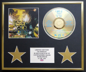 PRINCE/CD DISPLAY/LIMITED EDITION/COA/SIGN THE TIMES