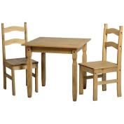 Rio Waxed Pine Dining Set