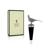 English Pewter Company BOT208 Pheasant Bottle Stopper